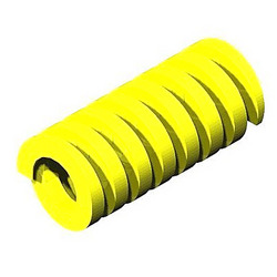 Buy Industrial Flat Wire Spring