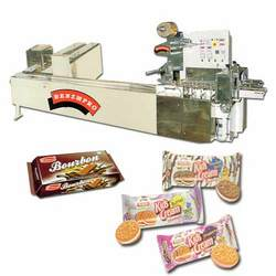 Buy Cream Biscuit Wrapping Machine