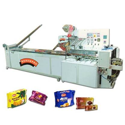 Buy Family Pack Biscuit Wrapping Machine