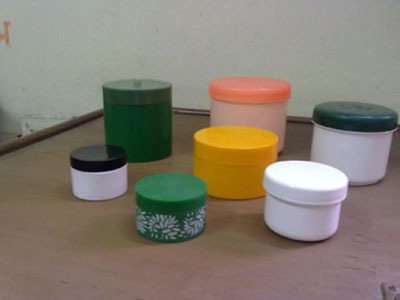 Buy Plastic Cosmetic Containers