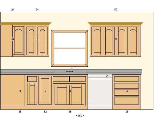 kitchen cabinet price photo - Kitchen Cabinets Price