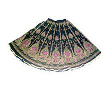 Buy Rayon Crepe Skirts Apparel