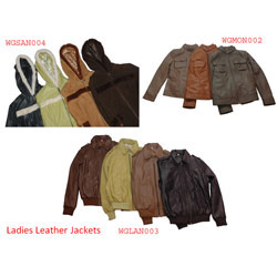 Buy Ladies Leather Jackets