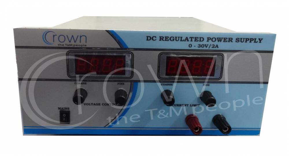 Buy DC Regulated Power Supply