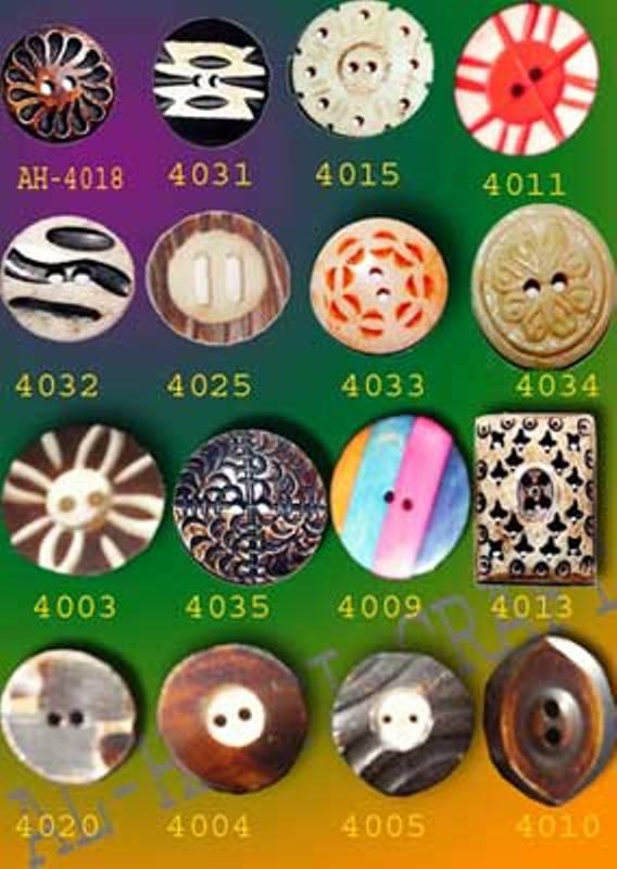 Buy Bone Buttons