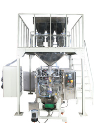 Buy Three Head Electronic Weigher Filler Machine