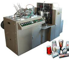 Buy Double Jacket Paper Cup Forming