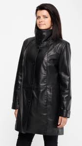 Women's leather coat — Buy Women's leather coat, Price , Photo ...