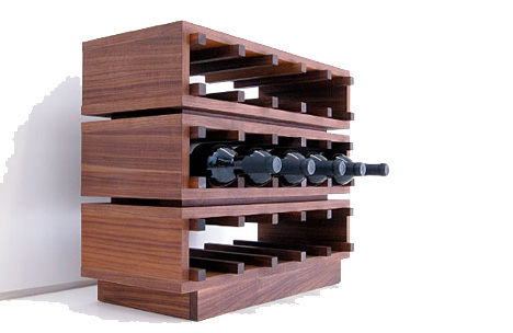 Wine Rack Designs