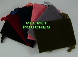 Buy Velvet Bags