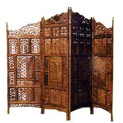Buy Crafted Wooden Screen