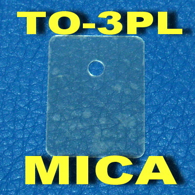 Mica Insulators For Electronic Components