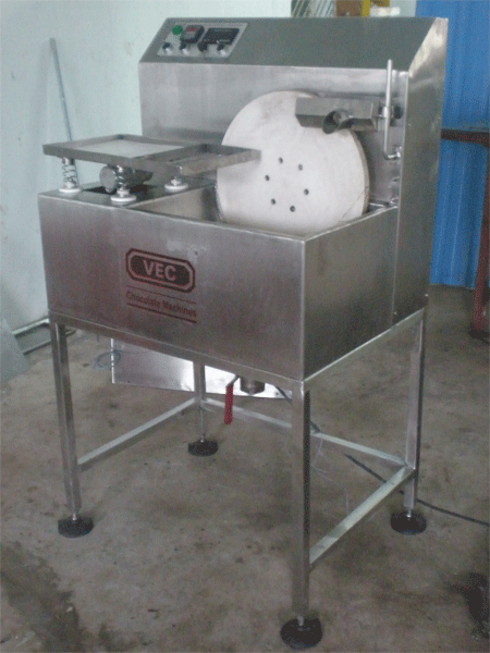 Chocolate Tempering Machine Varsha Engineering Company