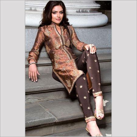 Ladies Silk suit — Buy Ladies Silk suit, Price , Photo Ladies Silk ...