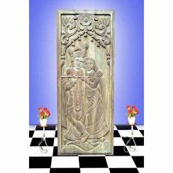 Buy Carved Teak Wood Doors