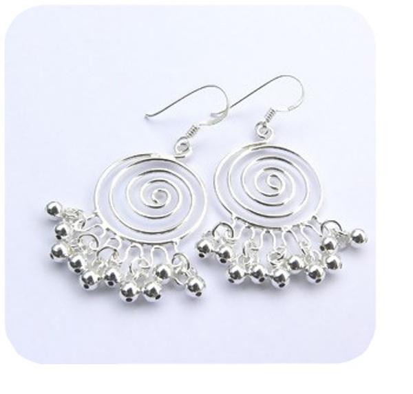 Buy Silver Earing