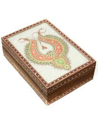Buy Marble Jewelery Boxes
