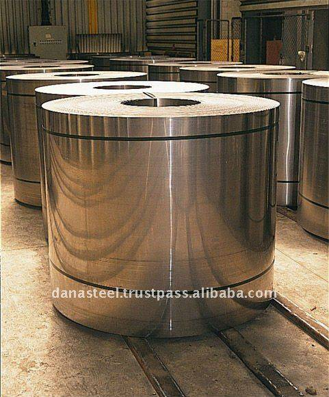 Hot dipped galvanized[gi] coils [ commercial/structural]: Dana