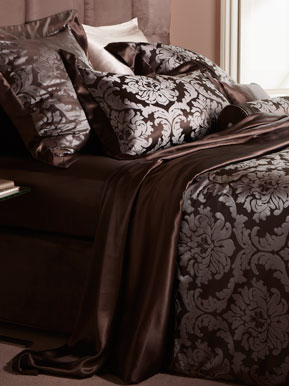 Buy Silk bed linen