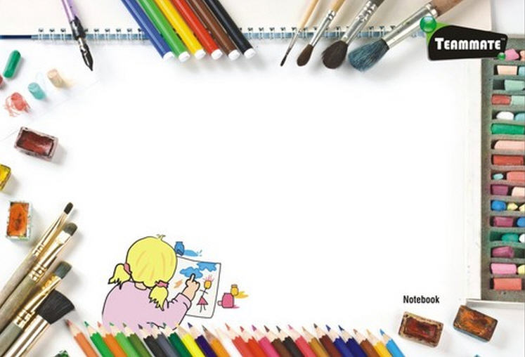 children drawing book