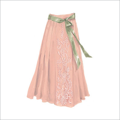 Embroidered long skirts — Buy Embroidered long skirts, Price ...