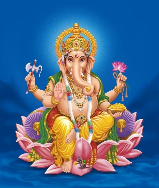 Lord Ganesha Paintings Art Painting Lord Ganesha