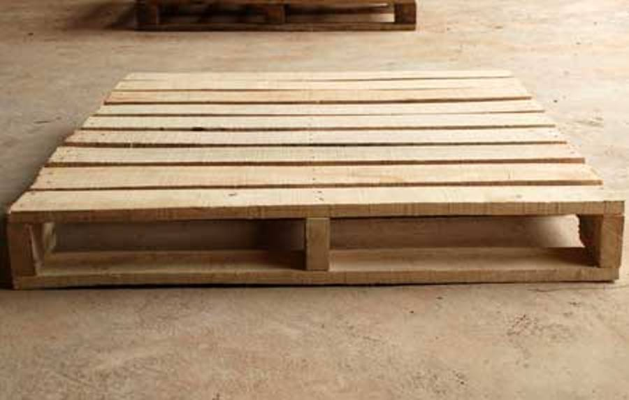 Reversible Wooden Pallet — Buy Four Way Non Reversible Wooden Pallet ...