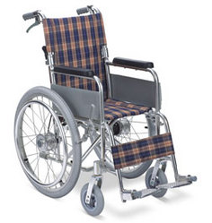 Aluminium Wheelchair 5