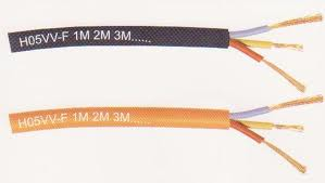 Buy PVC Insulated Flexible Single Core Wire With Copper Conductor