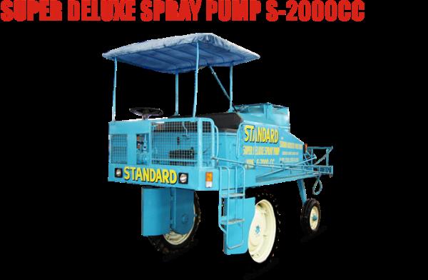 Buy Super Deluxe Spray Pump S - 2000CC