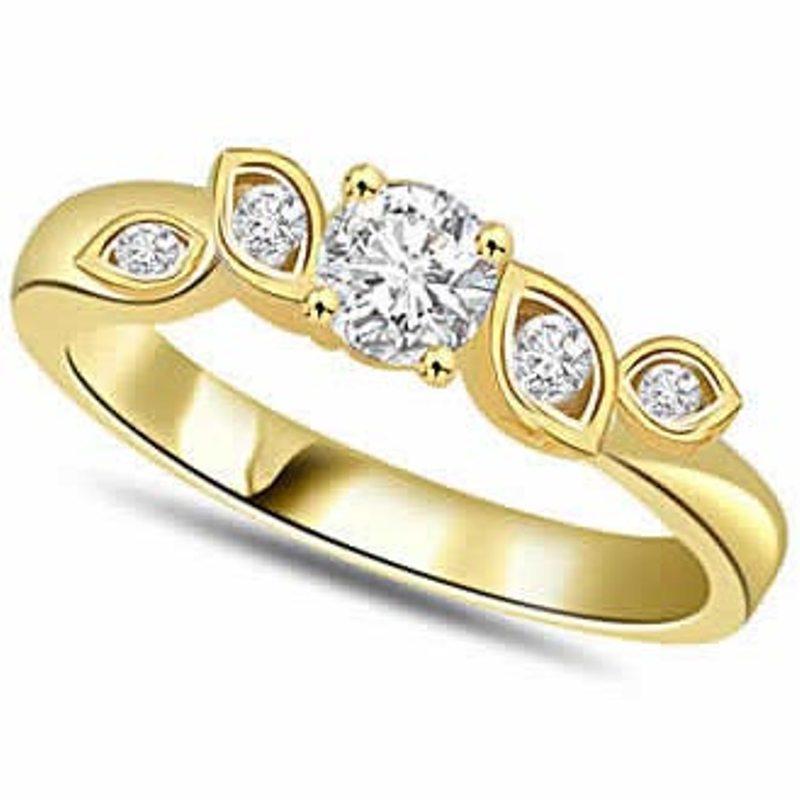 Gold Ring buy in Agra