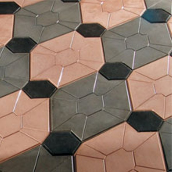 Perfect Cement Floor Tile