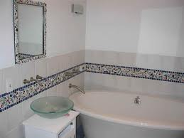 Beautiful Ceramic Bathroom Wall Tiles In BHOld Jambudiya Village Morbi