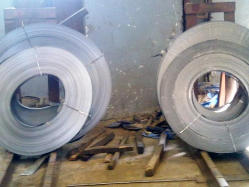 Buy Cold Rolled Steel Strips