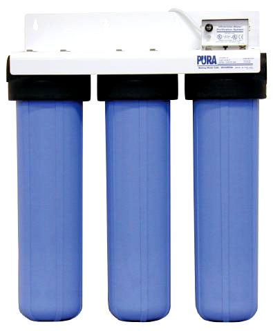 """Buy Water Purifier 10"""" & 2"""" UV+UF Without Storage"""