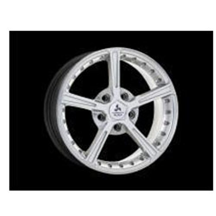 Buy Silver Machined Allow wheel