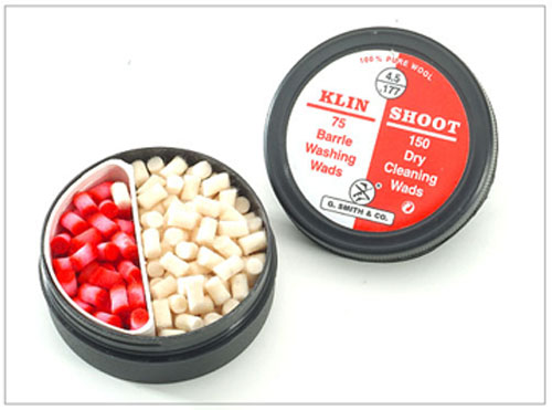 Buy Klin Shoot - Bore Cleaning Wads For Air Rifles & Pistols
