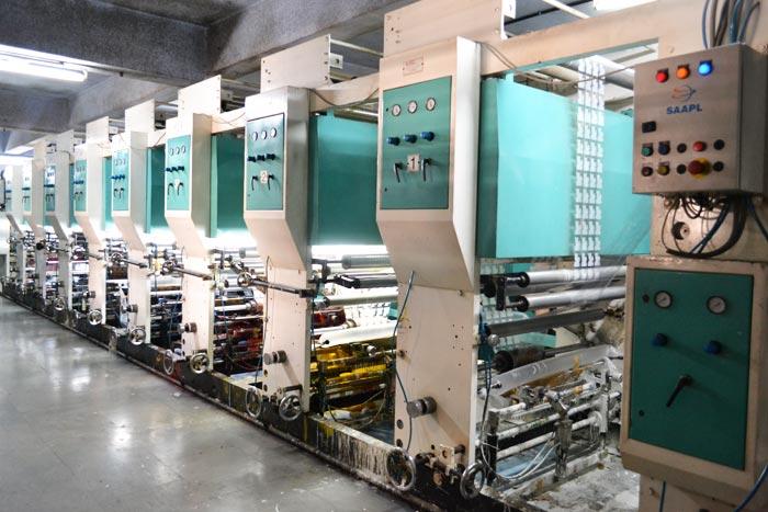 Buy Rotogravure Printing Press