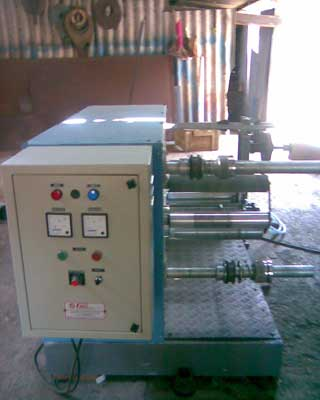 Buy Coil Rewinder / Doctoring Machine