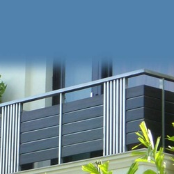Stainless steel balcony railings buy stainless steel for Stainless steel balcony grill design