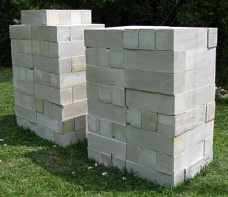 Autoclaved Aerated Concrete Block — Buy Autoclaved Aerated ...