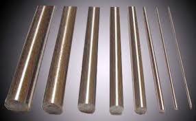 Buy Silver Steel Rods
