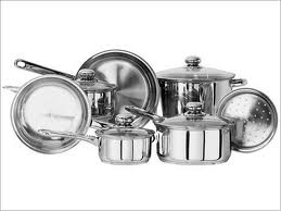 Buy KitchenWare Stainless Steel