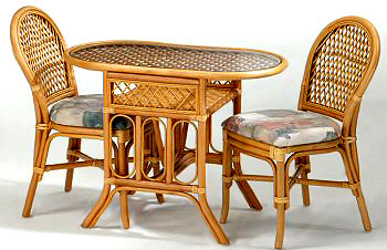 Buy Bamboo Chairs & Table