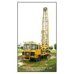 Buy Reverse Rotary Drilling Rig