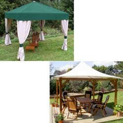 Buy Gazebos structures