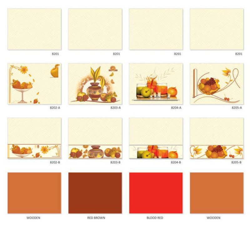 Kitchen Concept Wall Tiles buy in Rajkot