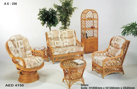 wicker furniture made of wicker ae 256 aed 4150 buy in kochi