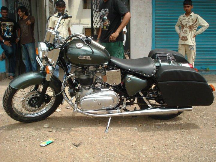 Gabriel Motorcycles, Company in Pune | Online-store Gabriel