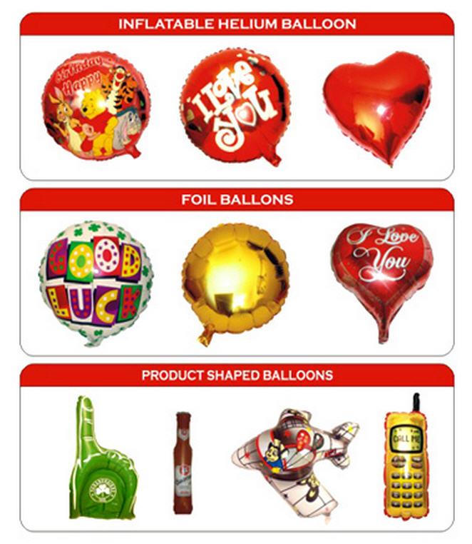Buy Foil Balloon